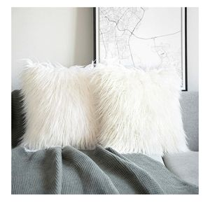 🆕️ Luxury Throw Accent Pillow 2 Pcs Off White